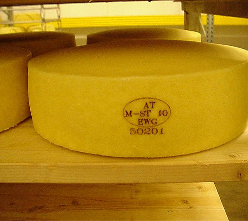 Marquage fromage
